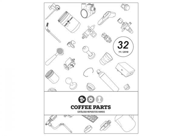 Catálogo de Repuestos Varios Coffee Parts